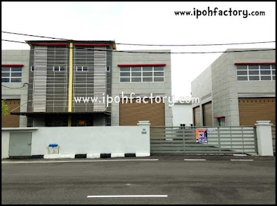 IPOH FACTORY FOR RENT (I00140)