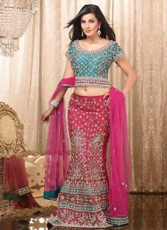 Indian Wedding Wear Brides Collection