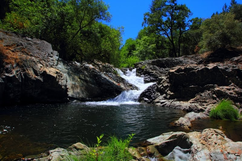 Swimming Holes Of California Weber Creek Private Property