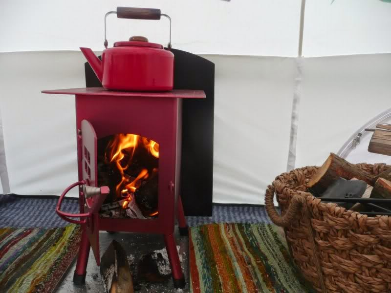 Buying and fitting a Wood Stove in a Bell Tent & Bells u0026 Labs: Buying and fitting a Wood Stove in a Bell Tent
