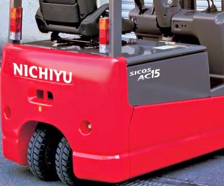 xe nang dien 3 banh Nichiyu 1.3 - 2.0 tan