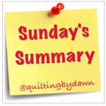 Sunday's Summary