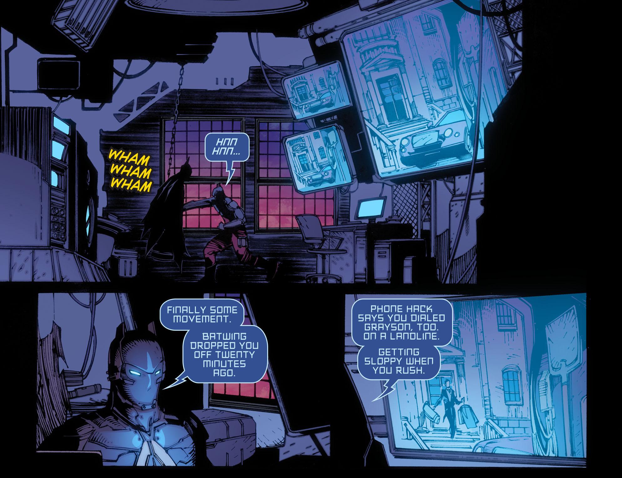 Batman: Arkham Knight [I] Issue #24 #26 - English 3