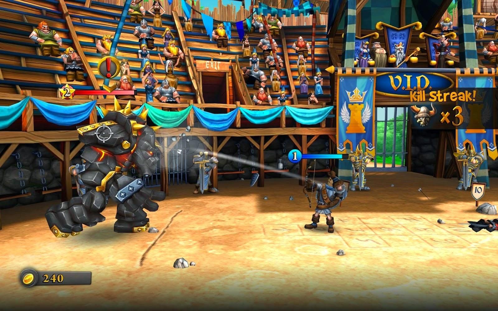 Game PC CastleStrom Full Version Gratis