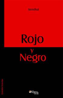 Portada del libro rojo y negro para descargar en pdf