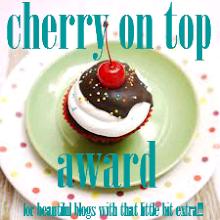 Ένατο γλυκό βραβείο...