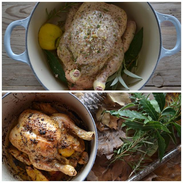 ricetta pollo ripieno al forno
