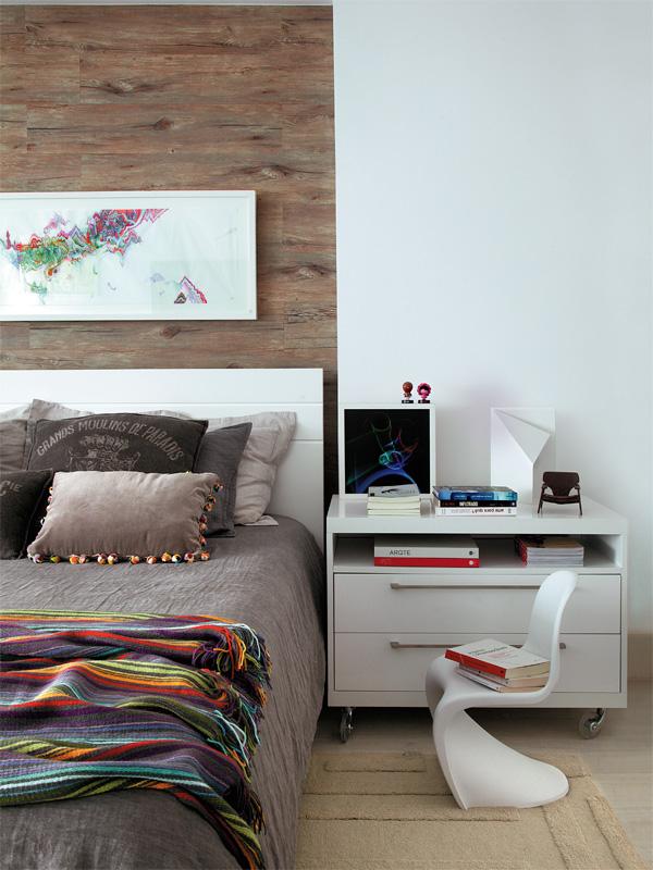 Oficina de arquitetura cabeceira de cama for Cama oficina