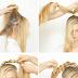 How To Make Cute Braided Bun With Long Hair