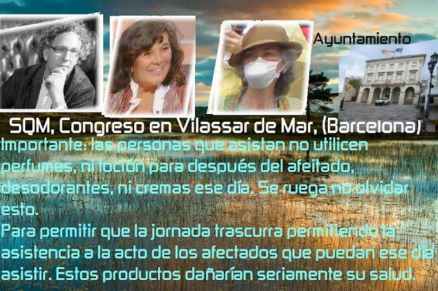 SQM Jornada en Vilassar de mar (Barcelona)