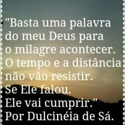 Foto Nosso Blog diário. Instagram de Dulcinéia de Sá.