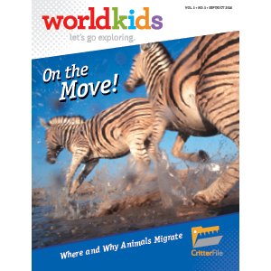 God's Big World Kids Magazine Giveaway