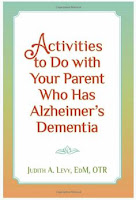 Activities to do with Your Parent who has Alzheimer's