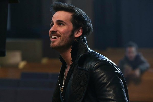 Hook en 'Once Upon a Time'