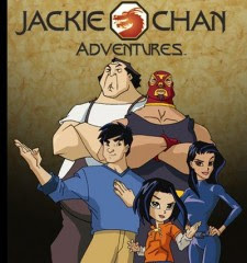Las Aventuras de Jackie Chan Temp 1-2-3-4-5 | 3gp/Mp4/DVDRip Latino HD Mega