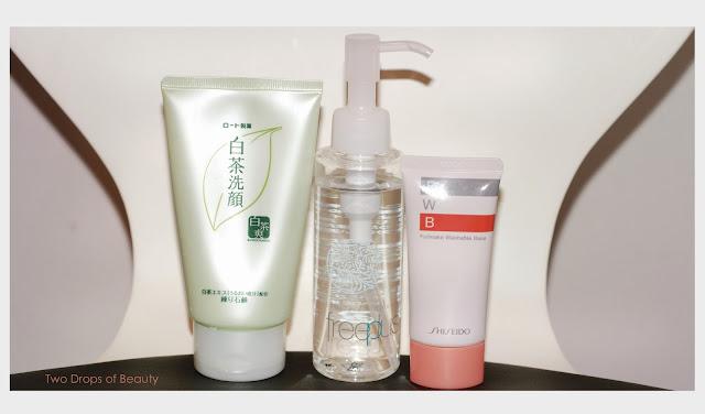 Rohto, Shiseido, Kanebo