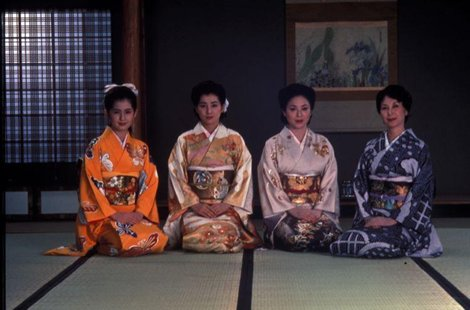 an introduction to the history of the makioka sisters In the 1983 film the makioka sisters we begin to see the seeds of change in  prewar  1 as an introduction to twelfth century japanese history and the  struggle.