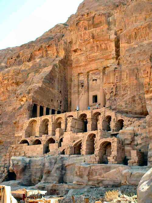 My quiet corner quot the rose city of petra jordan