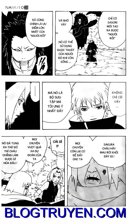 Naruto chap 268 Trang 10 - Mangak.info