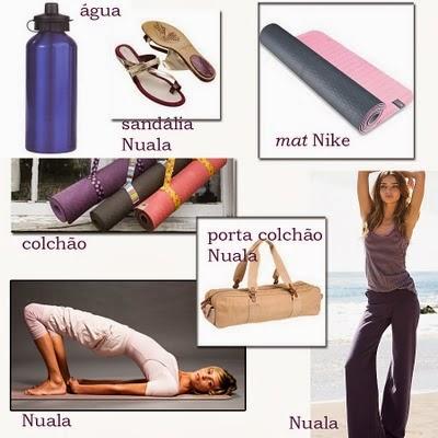 Yoga! Clique na imagem para ver mais.