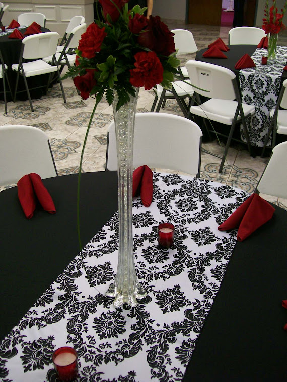 tower vases