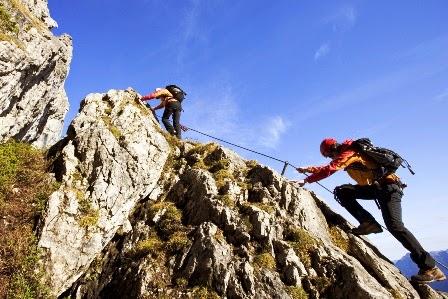 Klettersteigset Dav Leihen : Dav stuttgart klettersteigset leihen
