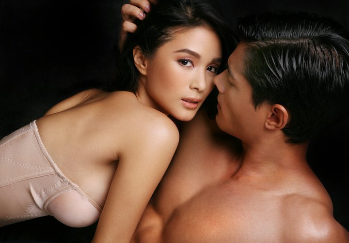 hot pictures of heart evangelista with boobs