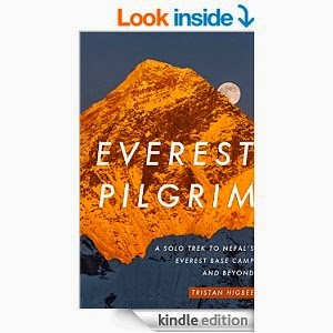 The front cover of Everest Pilgrim.