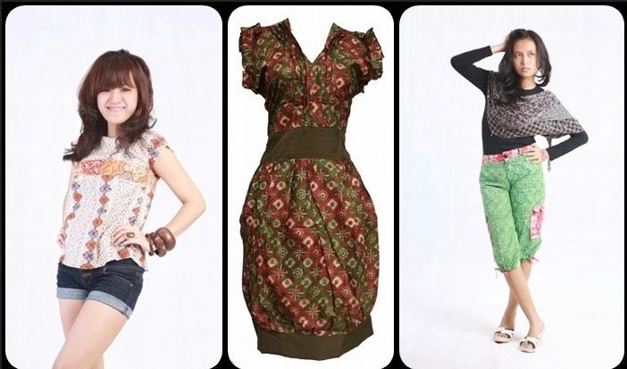 Batik Indonesia Model Baju Batik Modern Remaja