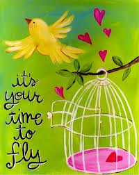 It's your time to fly