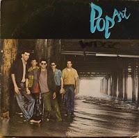 Pop Art ep (1984, Stonegarden)