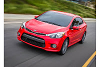 New Small Sedan with Spacious Interior, 2015 Kia Forte