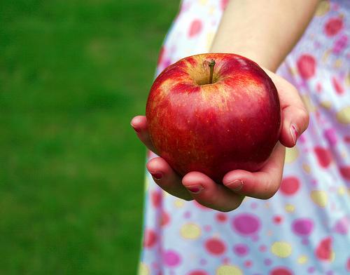 Una mela al giorno... leva il medico di torno!