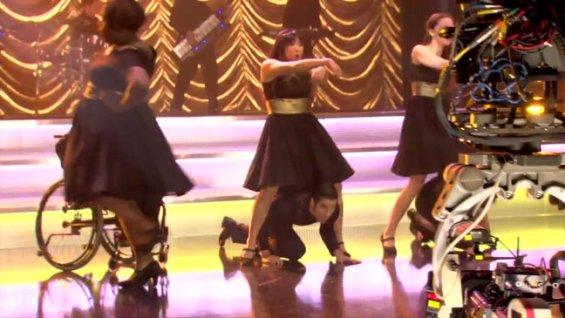 Glee Gangnam Style Cover Video