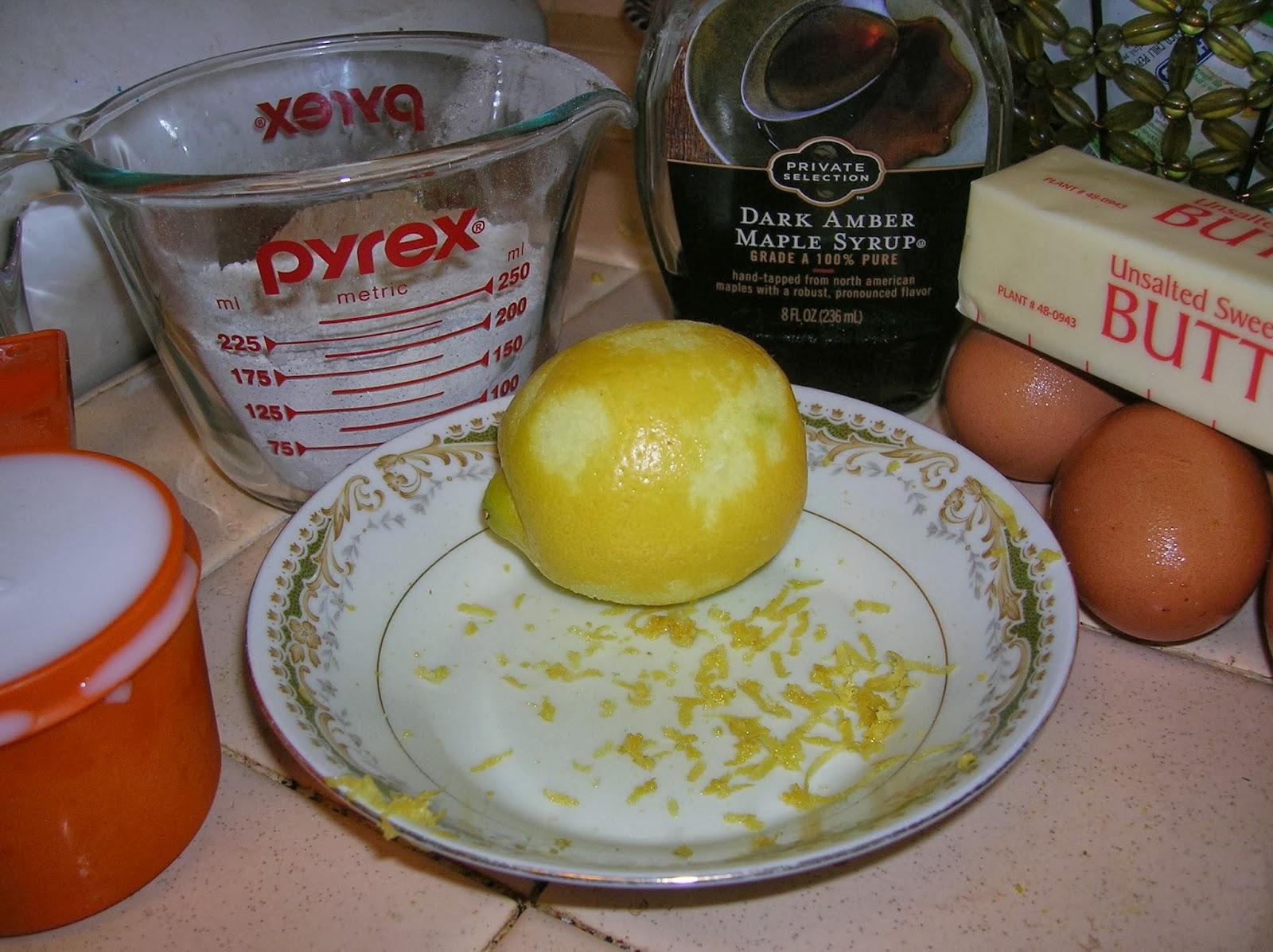 Foodies, Forks and Leeks: Buckwheat Blueberry Lemon Dutch ...
