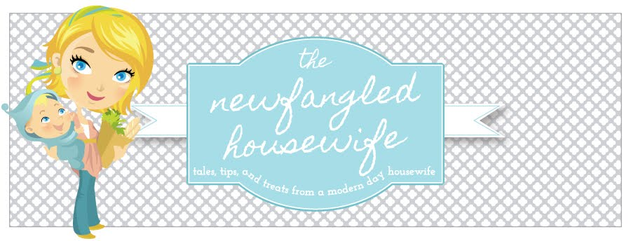 The Newfangled Housewife