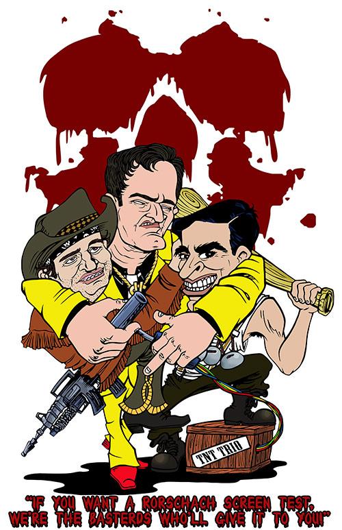 Tarantino / Roth / Rodriguez