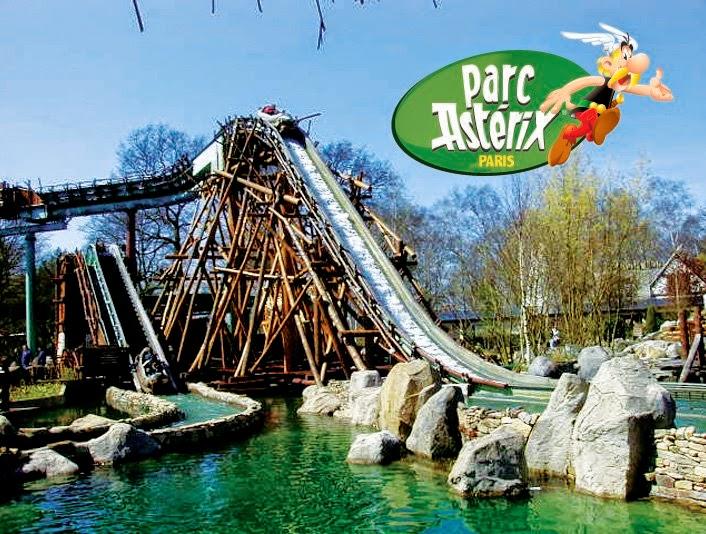 Parc Astérix billets à 30 euros pour les jeunes de 15 à 25 ans