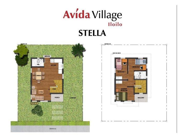 Ayala model house
