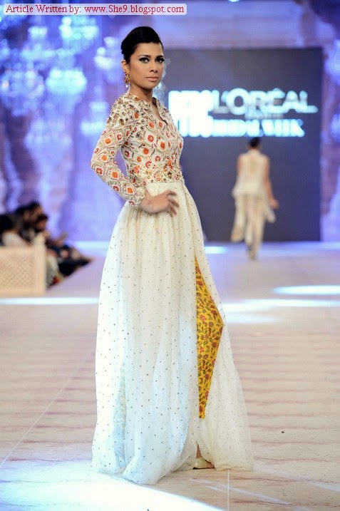 Sania Maskatiya Fancy Dress Collection 2014