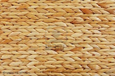 Algunos tipos de tejidos naturales usados en la decoracin