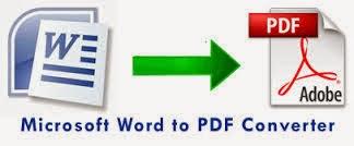 convert word doc to pdf windows 7