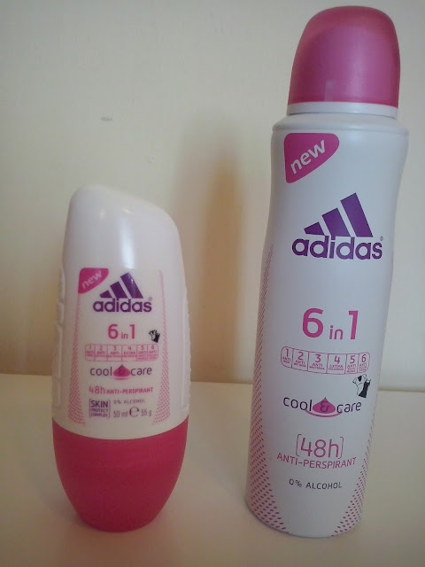 adidas 6 in 1 antyperspirant