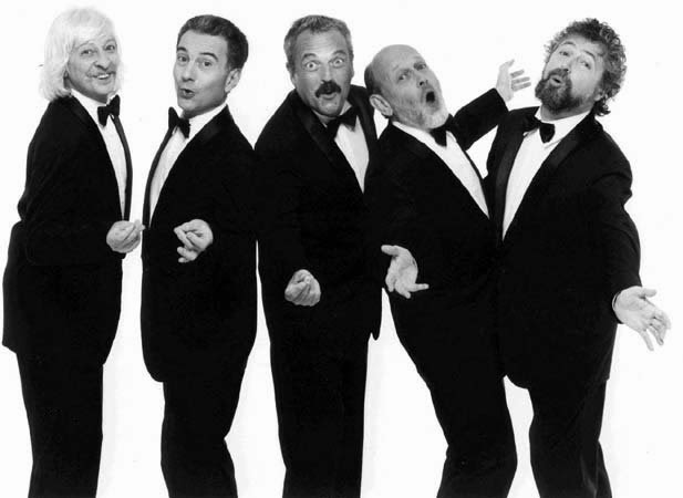 grupo musical les luthiers: