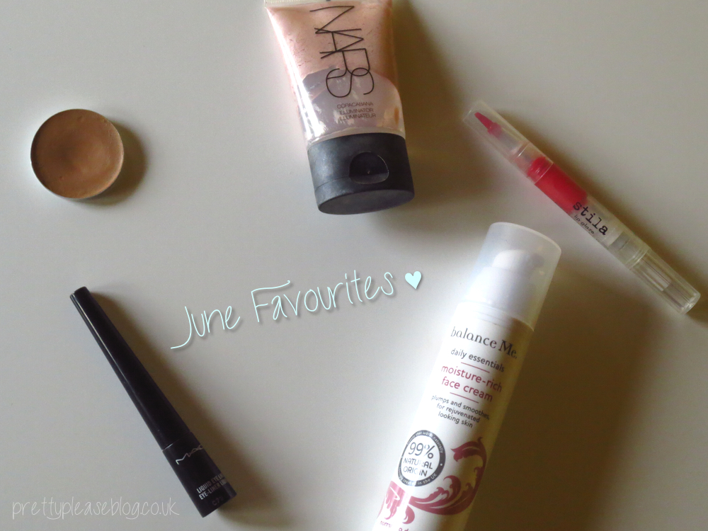 June Favourite Beauty Products 2013 by Pretty Please Blog