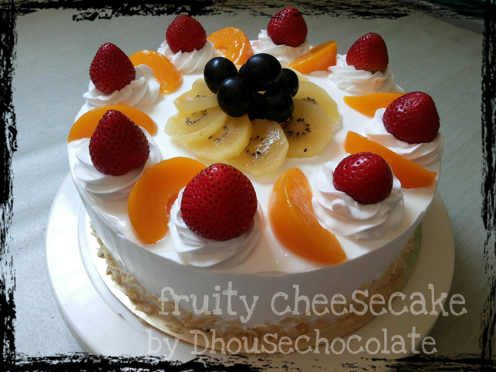 Fruity Cheese Cake