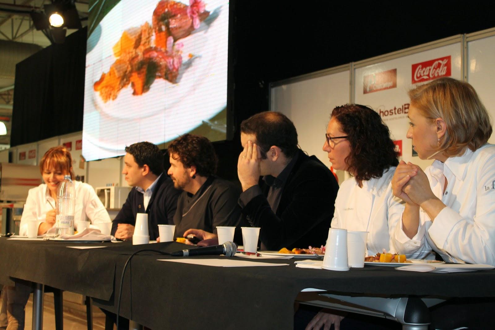 Concurso GastroAlicante Cocina Creativa Atun Rojo