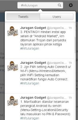 Tips Agar Gadget Android Aman Dari Virus