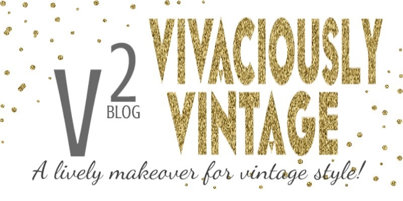 Vivaciously Vintage Here you will find design ideas, DIY tips, recipes, sneak peeks into my home life, and anything else that tickles my fancy.