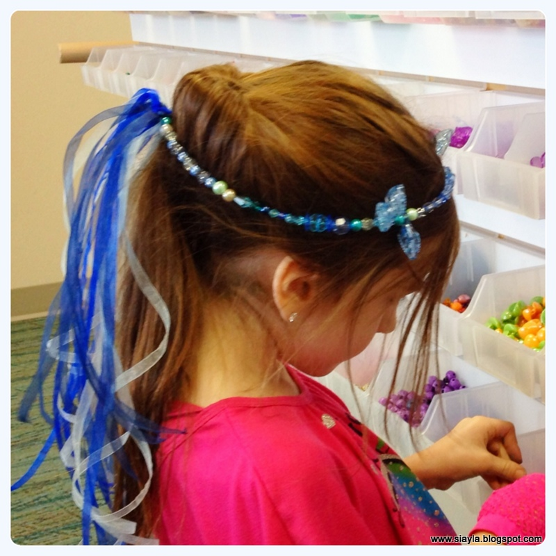 Developmental Benefits Of Beading And A Trip To Mhai O Beads In Barrie Ontario